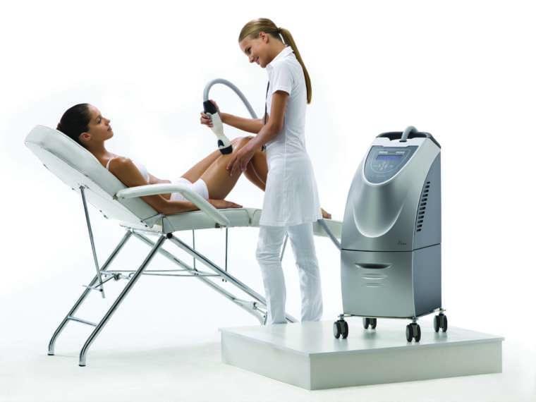 Appareil de radiofréquence Medical Cellu System